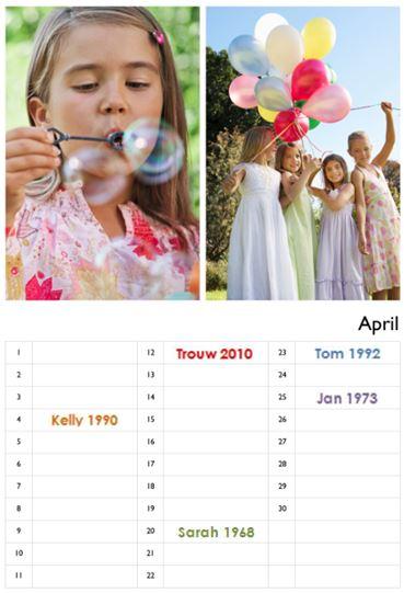 Eigen-verjaardagskalender-gebruik-kleuren