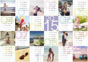 kalender-met-Instagram-foto's-jaarplanner
