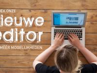 Nieuwe editor smartphoto: super eenvoudig en rijk aan mogelijkheden