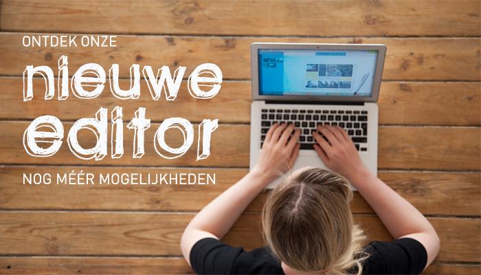 nieuwe editor smartphoto