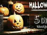 Halloween decoratie zelf maken? 5 leuke ideetjes!