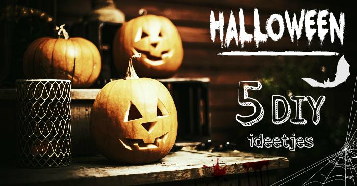 halloween decoratie maken