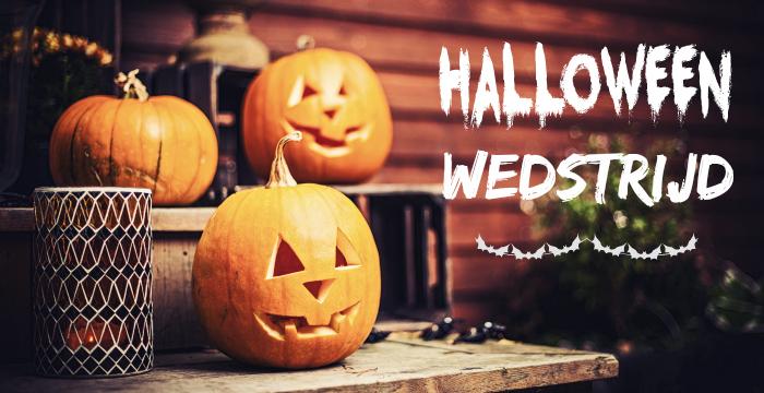 Halloween wedstrijd