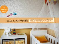 Wanddecoratie kinderkamer: 4 leuke en originele ideeën