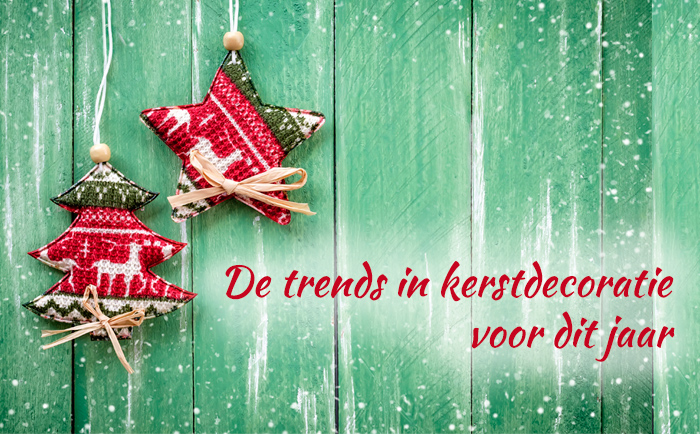 Trends in kerstdecoratie 2014