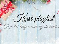Kerst playlist: onze top 20 songs voor eindejaar