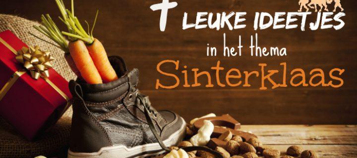 Knutselen rond Sinterklaas – Leuke ideetjes in het thema Sint