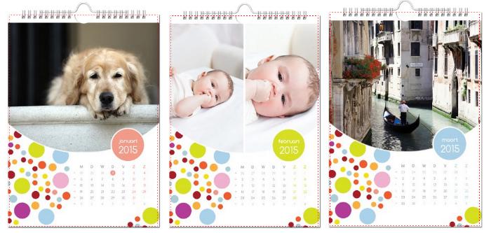 fotokalender Verander van onderwerp