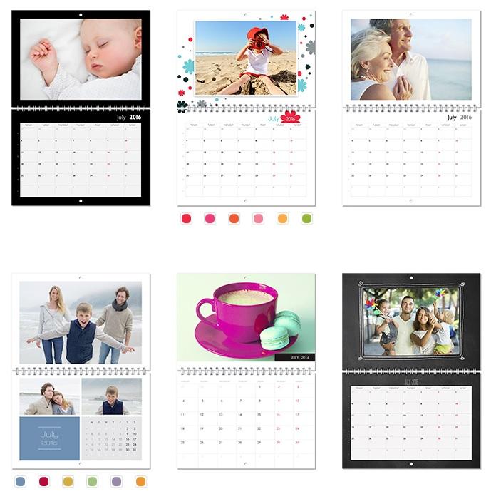 designs kalenders