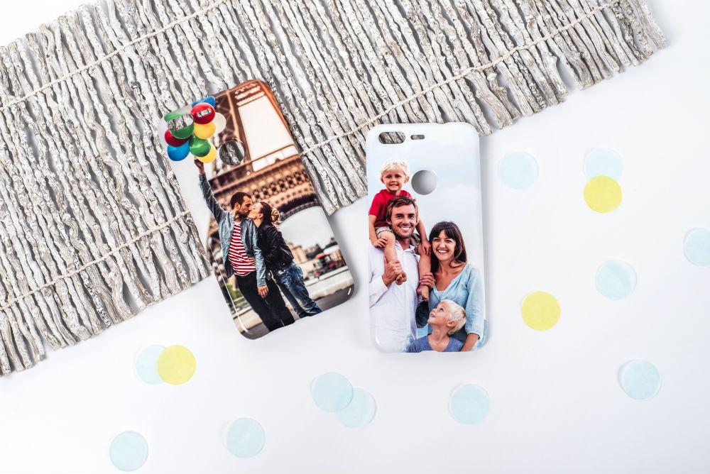 valentijnscadeau smartphone case met foto