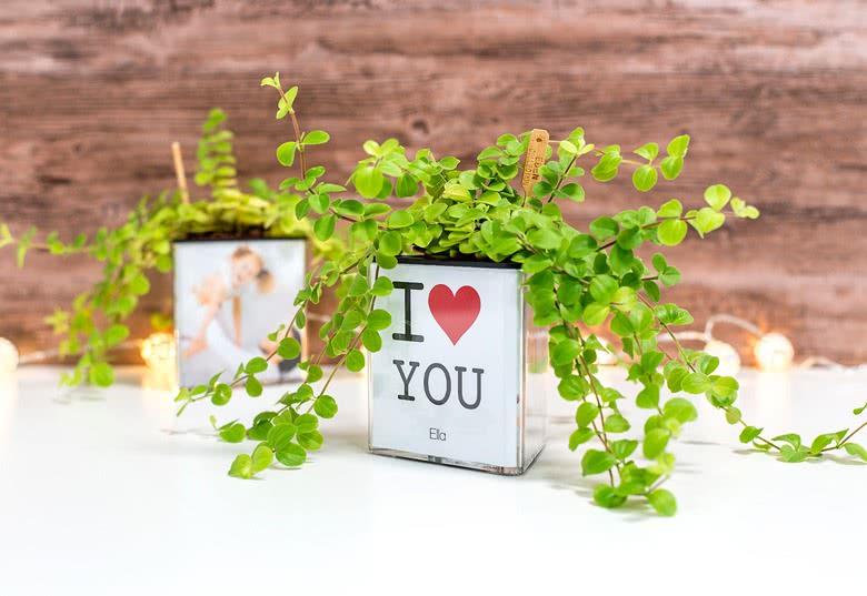 Valentijnscadeau voor hem - pennenhouder