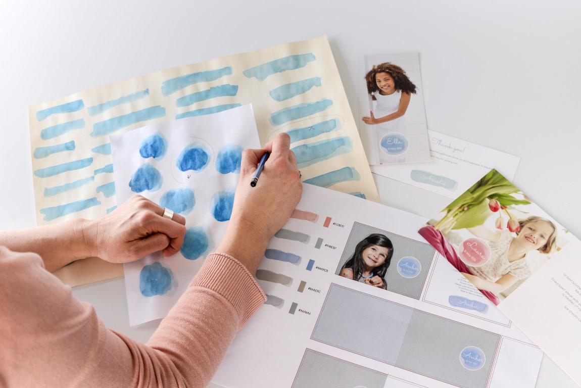 kaartjes communie smartphoto