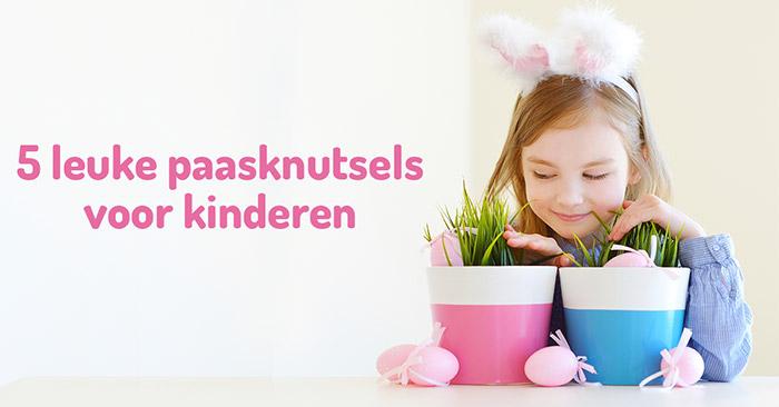 paasknutsels voor kinderen