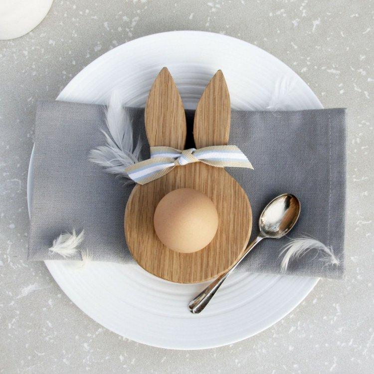tafel versieren Pasen