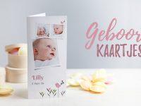 DIY: Zelf je unieke geboortekaartjes ontwerpen