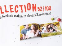 Fotoalbum Collection 52 – Een fotoboekje maken in 2 minuten