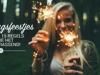 Verrassingsfeestjes: met deze 15 regels hou je het echt verrassend!