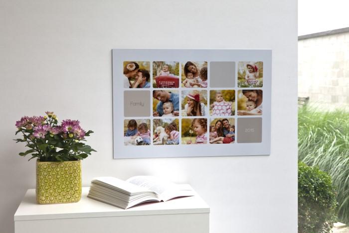 foto op alu poster drukken