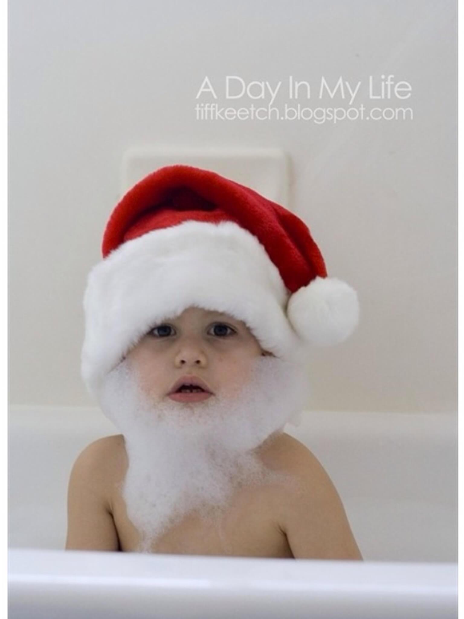 kerstfoto - idee 1