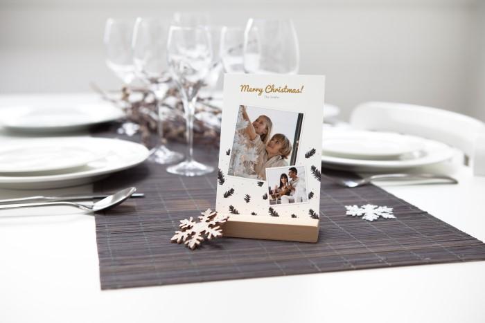 Kerst Tafel Decoratie : Deze leuke tafelversiering voor kerst al gezien?