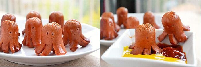 hapjes-voor-een-kinderfeestje-part-9-creatief-met-aperitiefworstjes_octopus