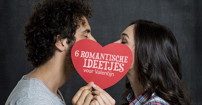 Valentijn romantische ideetjes