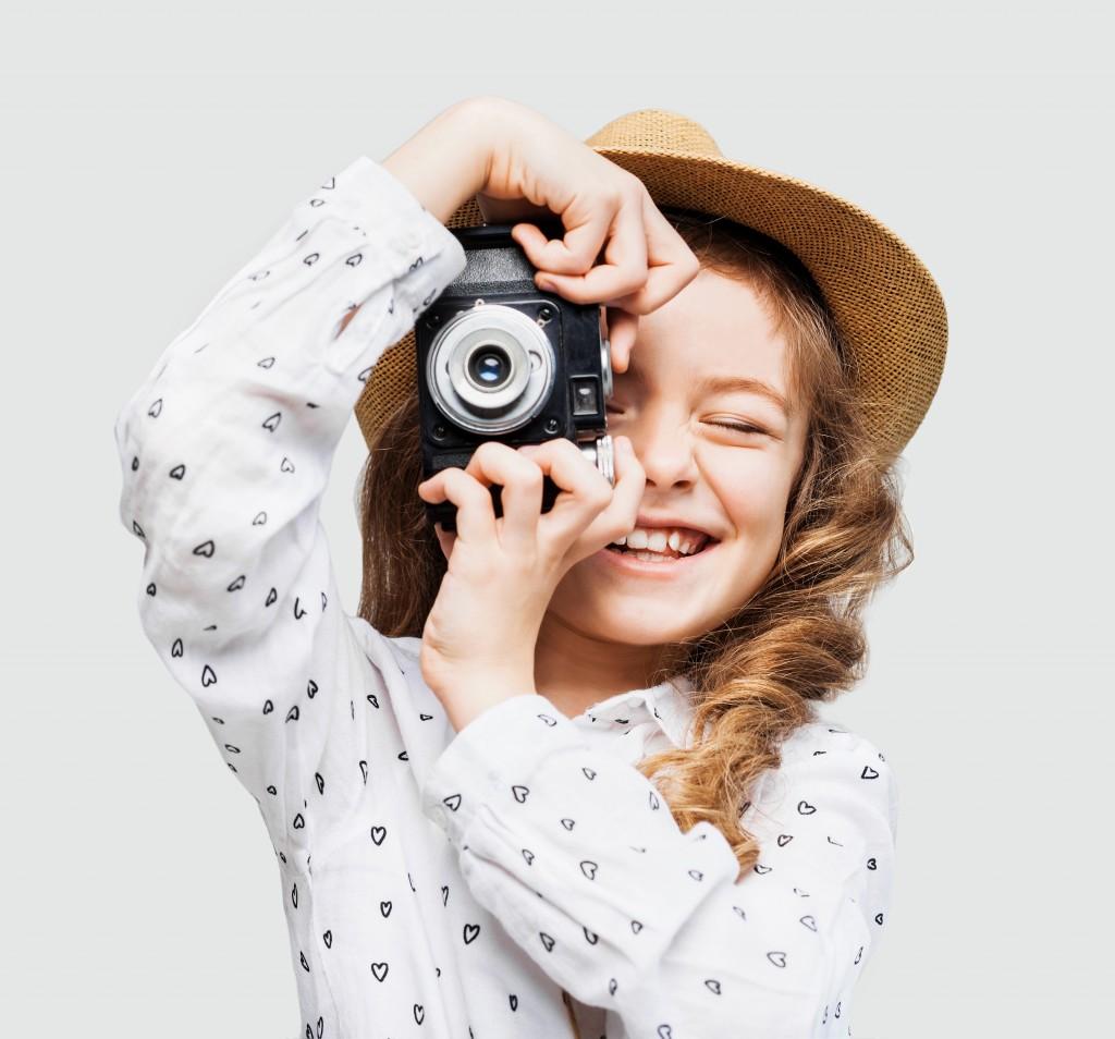 commiefoto's voor communiekaartjes en uitnodigingen