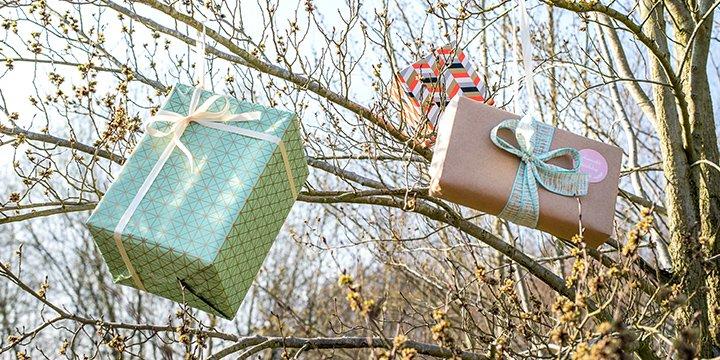 cadeautjesversiering