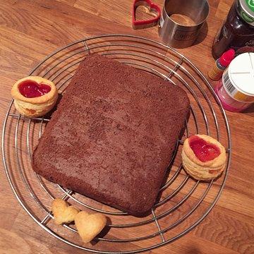 Chocoladetaart maken