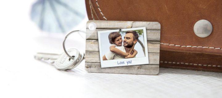 Sleutelhanger voor Vaderdag – Een klein geschenk vol liefde