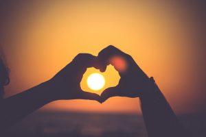 fotoboeken zonsondergang