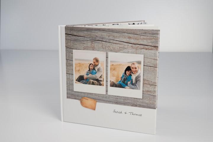 Voorbeeld thema vakantie fotoboek