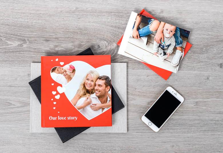 kaften en formaten fotoboek