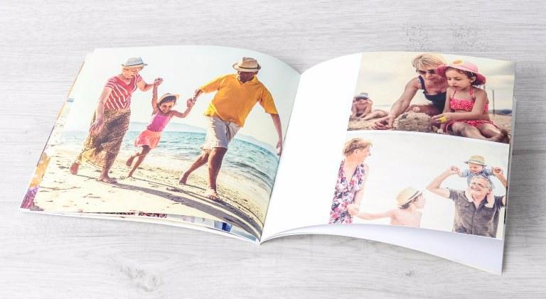 fotoboek vakantie