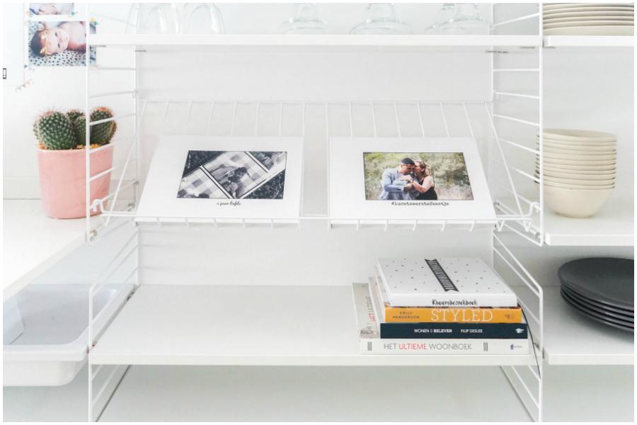 fotoboeken tips klanten - zelfde formaat