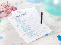 Organiseer zorgeloos een verjaardagsfeest van A tot Z! [Download Checklist]