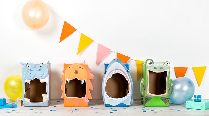 Verjaardagsspel voor kinderen