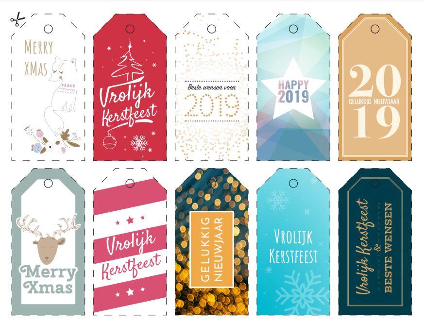 cadeaulabels 2019