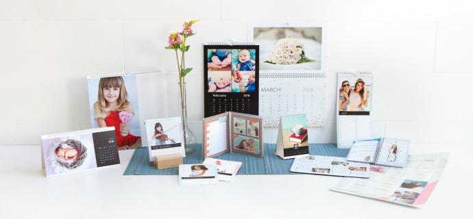kalender met foto's voor grootouders