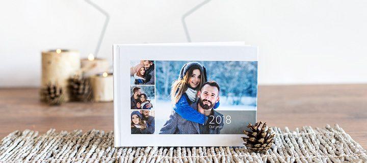 Maak je eigen fotoboek jaaroverzicht van 2018!