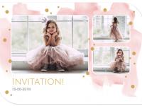 Wat mag niet ontbreken op de communie en lentefeest uitnodigingen?