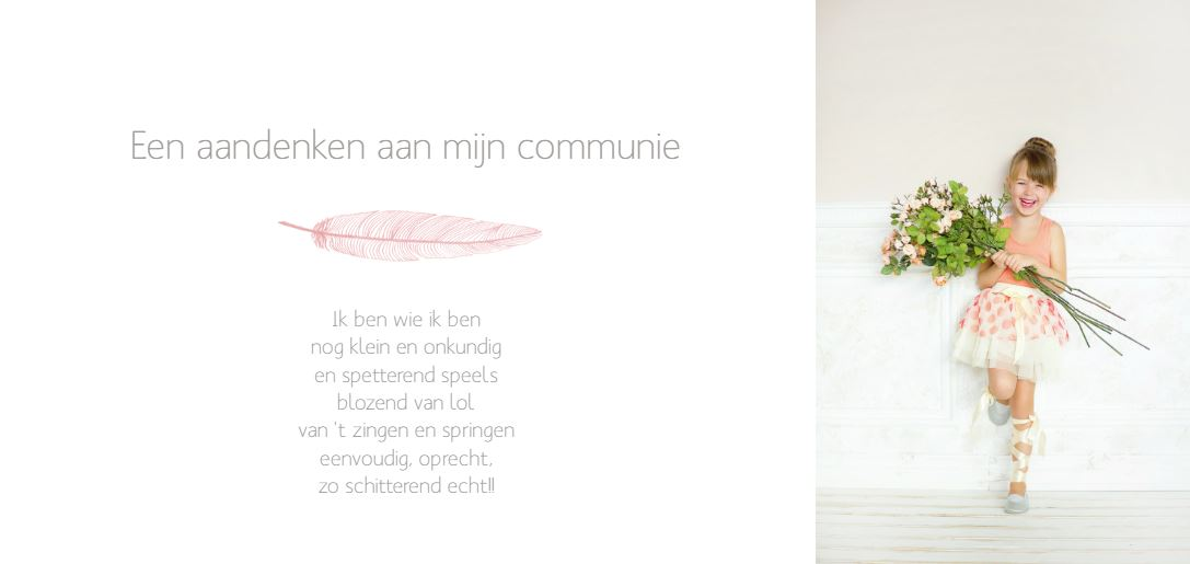 De Mooiste Teksten En Gedichten Voor Communie En Lentefeest