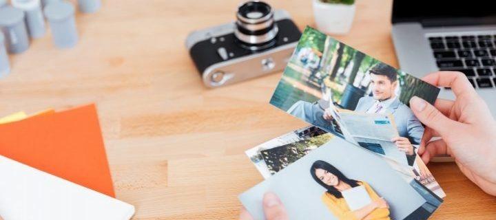 Hoe foto's afdrukken