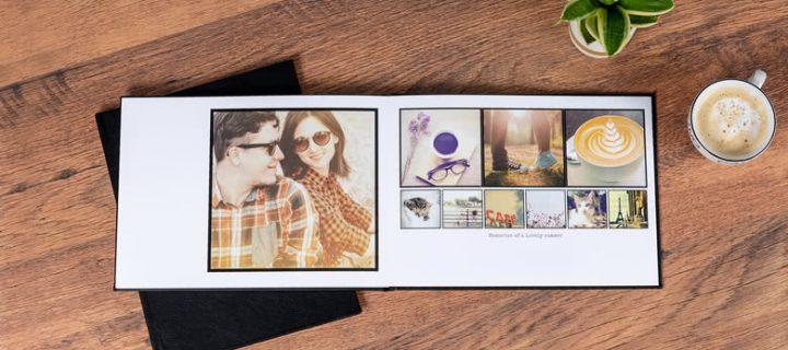 In 1-2-3 naar een prachtig fotoboek