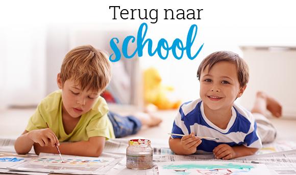 Terug naar school met gepersonaliseerde schoolspulletjes