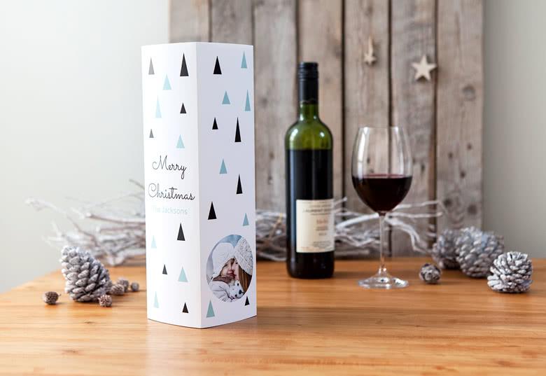 goedkope kerstcadeaus wijndoos