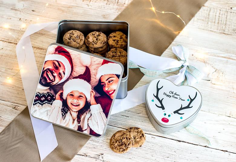 kerstkoekjes koekjestrommel