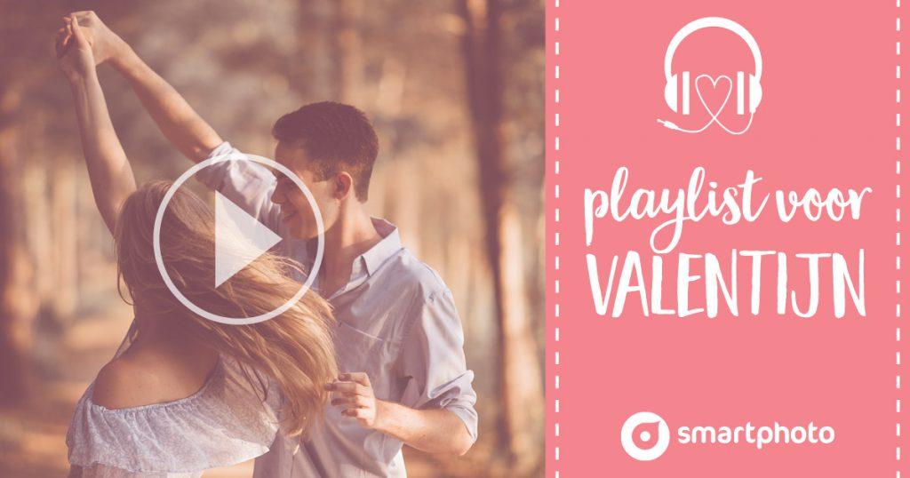 Playlist voor Valentijn