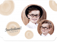 Uitnodigingen maken voor communie en lentefeest: zo pak je het aan!