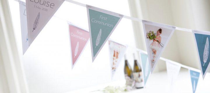 Communiefeest versiering – 12 ideetjes voor een geweldig feest!